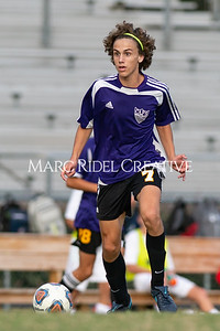Broughton soccer vs Millbrook. October 7, 2019. D4S_5755