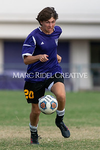 Broughton soccer vs Millbrook. October 7, 2019. D4S_5779