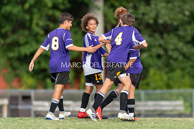 Broughton soccer vs Millbrook. October 7, 2019. D4S_5657
