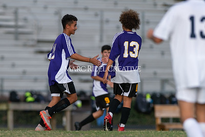Broughton soccer vs Millbrook. October 7, 2019. D4S_5727
