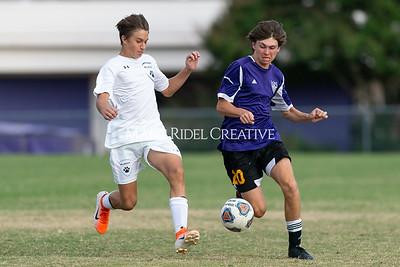 Broughton soccer vs Millbrook. October 7, 2019. D4S_5781