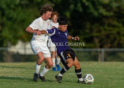 Broughton soccer vs Sanderson. October 2, 2019. D4S_2747