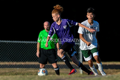 Broughton soccer vs Southeast Raleigh. October 14, 2019. D4S_1319