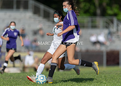 Broughton Lady Caps soccer vs Enloe. April 15, 2021