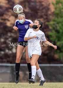Broughton soccer vs Millbrook. April 29, 2021