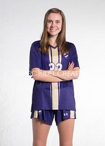 Broughton Lady Caps soccer senior photoshoot. March 9, 2021