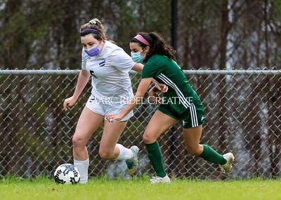 Broughton varsity soccer vs Enloe. March 23, 2021