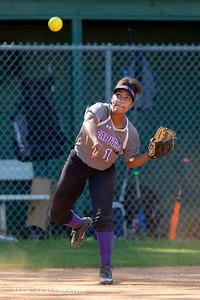 Broughton softball at Cardinal Gibbons. May, 1, 2019. D4S_7137