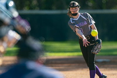 Broughton softball vs Enloe. March 26, 2019. D4S_4707