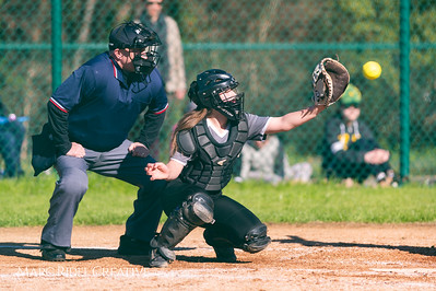 Broughton softball vs Enloe. March 26, 2019. D4S_4751