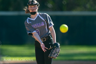 Broughton softball vs Enloe. March 26, 2019. D4S_4708