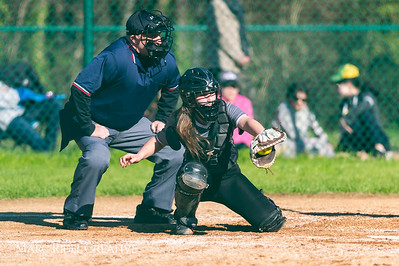 Broughton softball vs Enloe. March 26, 2019. D4S_4731
