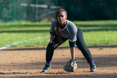 Broughton softball vs Enloe. March 26, 2019. D4S_4885