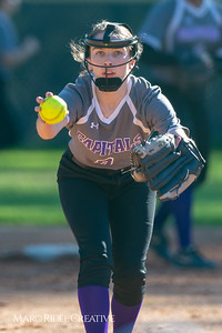 Broughton softball vs Enloe. March 26, 2019. D4S_4700