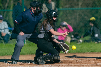 Broughton softball vs Enloe. March 26, 2019. D4S_4842