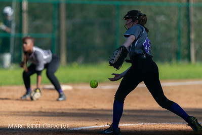 Broughton softball vs Enloe. March 26, 2019. D4S_4824