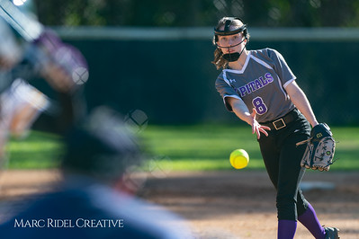 Broughton softball vs Enloe. March 26, 2019. D4S_4713