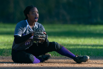 Broughton softball vs Enloe. March 26, 2019. D4S_4902