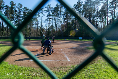 Broughton softball vs Enloe. March 26, 2019. D4S_4923