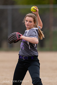 Broughton softball vs Athens Drive. March 11, 2019. D4S_5700