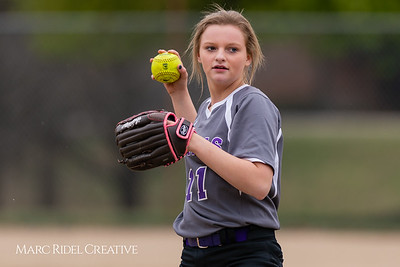 Broughton softball vs Athens Drive. March 11, 2019. D4S_5708