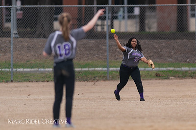 Broughton softball vs Athens Drive. March 11, 2019. D4S_5721