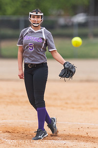 Broughton softball vs Athens Drive. March 11, 2019. D4S_5658
