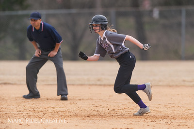 Broughton softball vs Athens Drive. March 11, 2019. D4S_5641