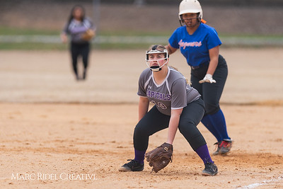 Broughton softball vs Athens Drive. March 11, 2019. D4S_5662