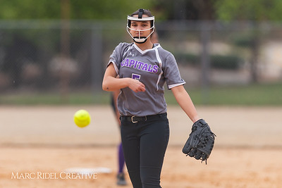 Broughton softball vs Athens Drive. March 11, 2019. D4S_5644