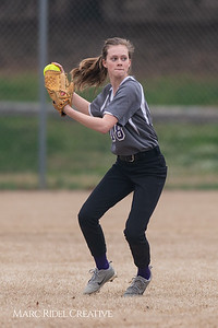 Broughton softball vs Athens Drive. March 11, 2019. D4S_5719