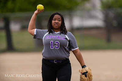 Broughton softball vs Athens Drive. March 11, 2019. D4S_5690