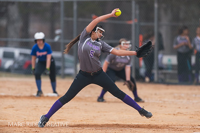 Broughton softball vs Athens Drive. March 11, 2019. D4S_5714