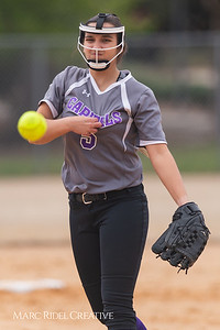 Broughton softball vs Athens Drive. March 11, 2019. D4S_5643