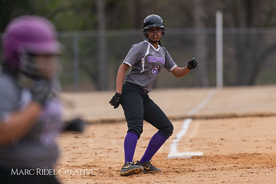 Broughton softball vs Athens Drive. March 11, 2019. D4S_5681