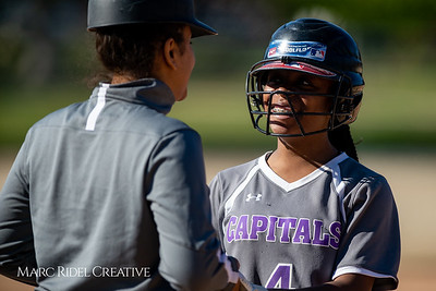 Broughton softball vs Southeast Raleigh. March 19, 2019. D4S_1056
