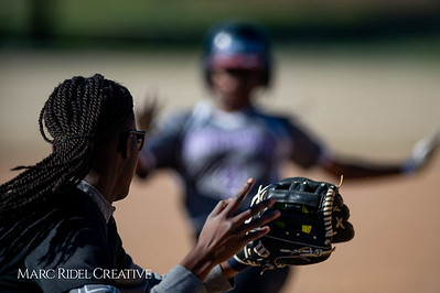 Broughton softball vs Southeast Raleigh. March 19, 2019. D4S_1048