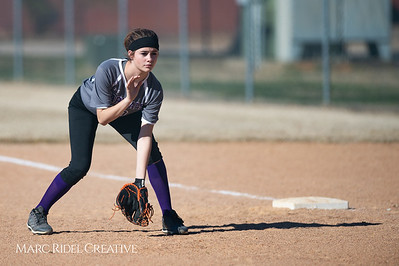 Broughton softball vs Southeast Raleigh. March 19, 2019. D4S_1010