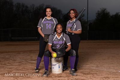 Softball senior photoshoot. March 11, 2019. 750_8538