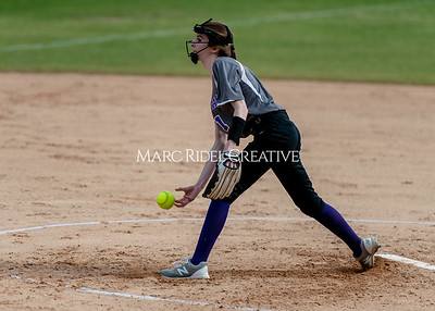 Broughton softball vs Athens Drive. March 9, 2020. D4S_7026
