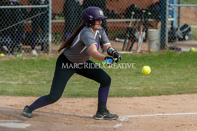Broughton softball vs Athens Drive. March 9, 2020. D4S_7000