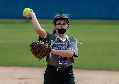 Broughton softball vs Athens Drive. March 9, 2020. D4S_7018