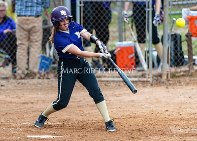 Broughton softball vs East Chapel Hill. March 11, 2020. D4S_8409