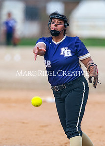 Broughton softball vs East Chapel Hill. March 11, 2020. D4S_8363