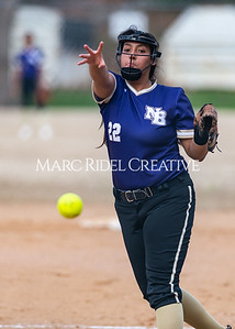 Broughton softball vs East Chapel Hill. March 11, 2020. D4S_8364