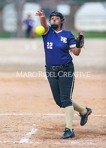 Broughton softball vs East Chapel Hill. March 11, 2020. D4S_8372