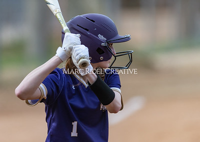 Broughton softball vs East Chapel Hill. March 11, 2020. D4S_8331