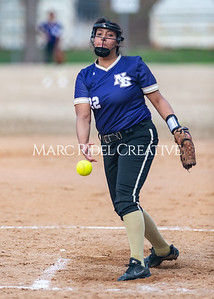 Broughton softball vs East Chapel Hill. March 11, 2020. D4S_8370