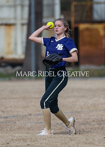 Broughton softball vs East Chapel Hill. March 11, 2020. D4S_8313