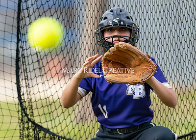 Broughton softball vs East Chapel Hill. March 11, 2020. D4S_8348